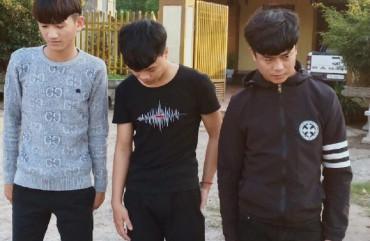 Công an TP Hà Tĩnh bắt giữ 3 đối tượng lợi dụng dịch CoVid-19 lừa đảo chiếm đoạt tài sản