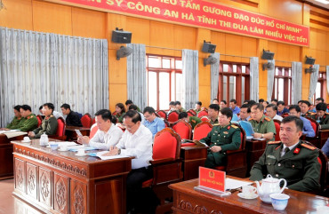 Tập huấn công tác nhân quyền năm 2020
