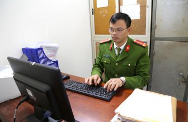 Người đội trưởng tận tụy, gương mẫu trong học tập và làm theo Bác