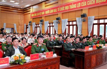 Đảng bộ cơ sở Phòng Cảnh sát Cơ động Đại hội lần thứ X, nhiệm kỳ 2020 – 2025
