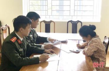Thêm thiếu nữ đăng tin sai sự thật về dịch Covid-19 ở Hà Tĩnh bị phạt 10 triệu đồng