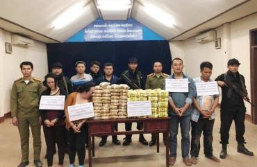 Công an Hà Tĩnh: bắt 4 đối tượng vận chuyển 60kg ma túy tổng hợp, 240.000 viên hồng phiến