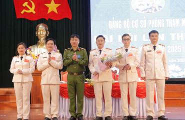 Đảng bộ Phòng Tham mưu Đại hội lần thứ XI, nhiệm kỳ 2020 - 2025