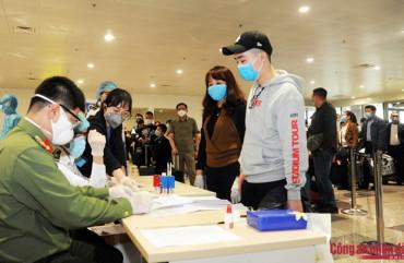 Bộ trưởng Tô Lâm chỉ đạo tăng cường các biện pháp phòng, chống dịch COVID-19