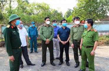 Tăng cường phòng ngừa, xử lý tội phạm, vi phạm pháp luật liên quan phòng, chống dịch bệnh COVID-19