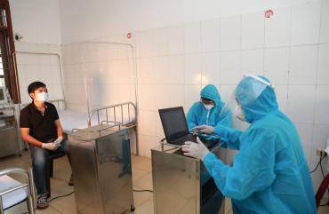 Phạt 10 triệu đồng đối tượng đăng tin sai sự thật trong khu cách ly ở Hà Tĩnh