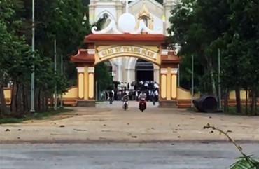 Quản xứ Tràng Đình thừa nhận vi phạm trong việc tổ chức hành lễ đông người