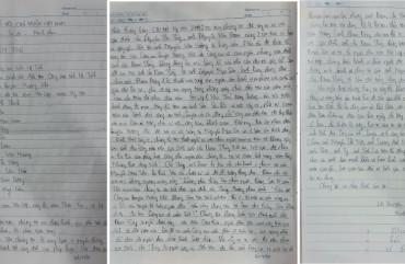Người dân Hương Khê gửi tâm thư đến lãnh đạo, cán bộ, chiến sỹ Công an Hà Tĩnh