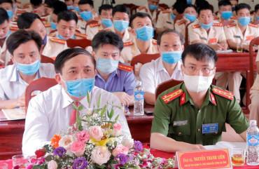 Đảng bộ Công an huyện Vũ Quang tổ chức thành công đại hội nhiệm kỳ 2020 - 2025