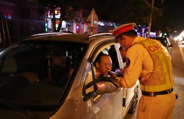 Thành lập ban Ban soạn thảo xây dựng Luật Bảo đảm trật tự, an toàn giao thông đường bộ