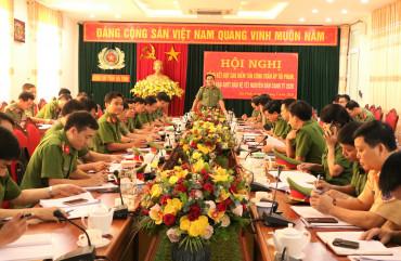 Bảo đảm tuyệt đối an ninh, an toàn Đại hội Đảng bộ các cấp tiến tới Đại hội đại biểu toàn quốc lần thứ XIII của Đảng