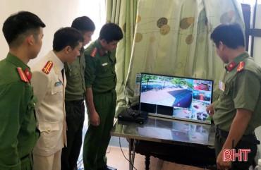 Công an Thạch Hà triển khai các phương án phục vụ Đại hội Đảng bộ huyện