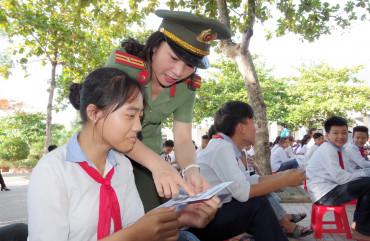 Hội Phụ nữ Cụm thi đua số 3 tổ chức các hoạt động hướng tới kỷ niệm 90 năm Ngày thành lập Hội LHPN Việt Nam
