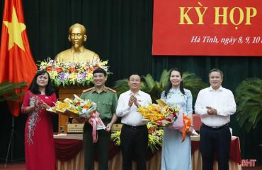 Công bố bầu bổ sung Ủy viên UBND tỉnh, Phó Trưởng ban Văn hóa - Xã hội HĐND tỉnh