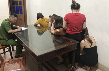Hai cơ sở massage trá hình bị triệt phá