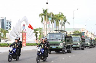 Công an Hà Tĩnh: Kết quả 15 ngày đầu ra quân trấn áp tội phạm