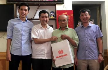 Dấu ấn Thiếu tá Nguyễn Văn Thuận, nguyên phó trưởng Công an huyện Thạch Hà