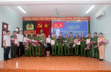 Hội thi kể chuyện về những điển hình trong học tập và làm theo tư tưởng, đạo đức, phong cách Hồ Chí Minh