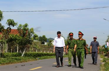 Đảm bảo an ninh trật tự trong xây dựng Nông thôn mới tại huyện Thạch Hà