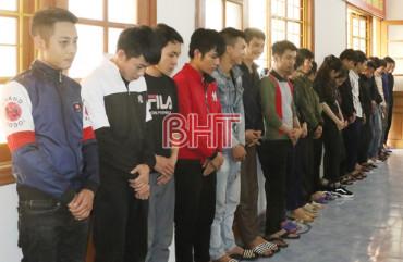 Vì sao tội phạm lừa đảo qua mạng gia tăng ở Hà Tĩnh?