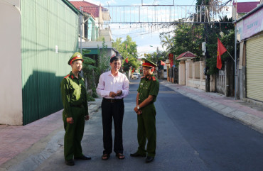 Người cán bộ Công an hưu trí được Thủ tướng tặng Bằng khen
