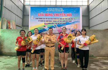 Hội Phụ nữ Cụm thi đua số 2 với những hoạt động chào mừng 90 năm ngày thành lập Hội LHPN Việt Nam