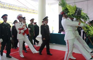 Tổ chức trọng thể lễ viếng 13 liệt sĩ hy sinh tại Rào Trăng 3