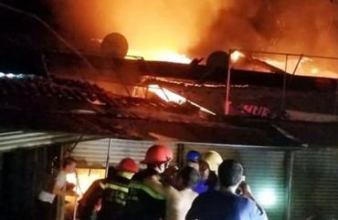 Tăng cường các biện pháp đảm bảo an toàn phòng cháy chữa cháy