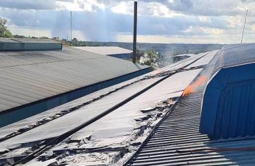 Đảm bảo an toàn PCCC đối với hệ thống điện mặt trời mái nhà
