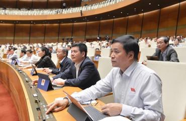 Quốc hội thông qua Luật Cư trú (sửa đổi), bỏ Sổ hộ khẩu cuối năm 2022