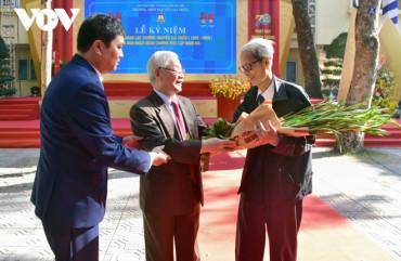 Tổng Bí thư, Chủ tịch nước Nguyễn Phú Trọng và câu chuyện về tình thầy trò