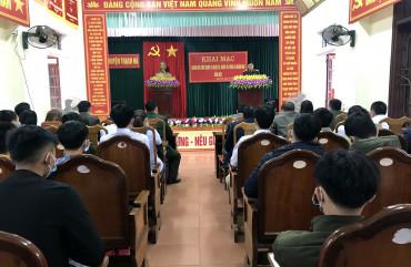 Thạch Hà khám tuyển nghĩa vụ Quân Sự và nghĩa vụ Công an nhân dân