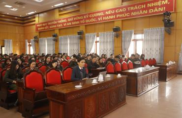 Học tập và triển khai thực hiện Nghị quyết Đại hội đại biểu Đảng bộ tỉnh lần thứ XIX