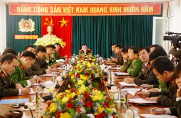 Bộ trưởng Trần Quốc Hoàn: Vì sự nghiệp cách mạng của Đảng, của dân tộc và hạnh phúc của nhân dân