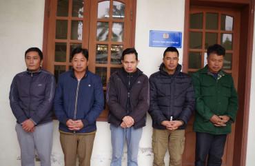 Công an Can Lộc khởi tố 4 đối tượng về hành vi đánh bạc