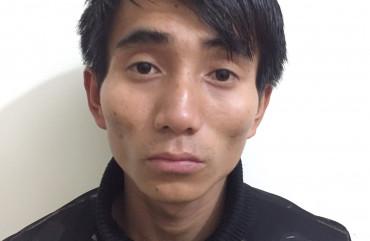 Công an Hương Sơn khởi tố đối tượng cướp tài sản