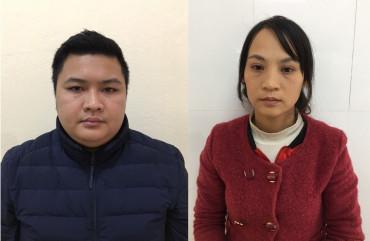 Công an Hương Sơn khởi tố 2 đối tượng buôn bán hàng cấm