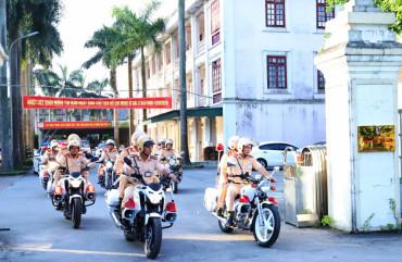 Tăng cường đảm bảo trật tự, an toàn giao thông dịpTết Nguyên đán Tân Sửu 2021
