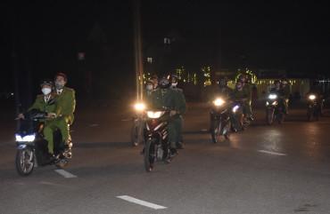 Thạch Hà triển khai Tổ liên ngành Công an - Quân sự - Biên phòng đảm bảo ANTT Tết Nguyên đán