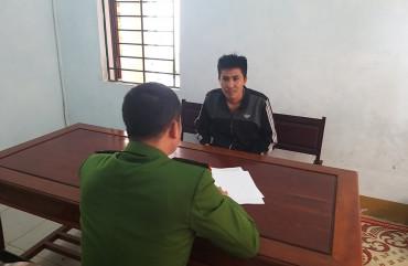 Công an huyện Hương Khê khởi tố đối tượng tàng trữ trái phép chất ma túy