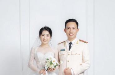 Phó Trưởng Công an xã hoãn cưới để chống dịch Covid-19