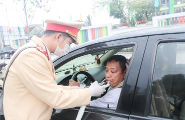 Tăng cường các biện pháp đảm bảo an toàn giao thông sau Tết