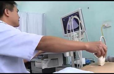 Thượng úy, bác sỹ Nguyễn Trung Thành – tận tụy dưới hai màu áo