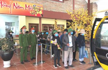 Đảm bảo an ninh trật tự các lễ hội Xuân tại Hà Tĩnh