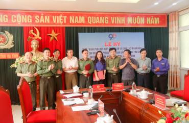 Ký kết thỏa thuận phối hợp hoạt động đoàn và công tác thanh niên