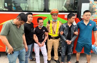 Bắt 2 đối tượng trốn khỏi nhà tạm giữ, bị truy nã từ Đà Nẵng