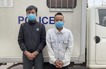 Công an Hương Sơn khởi tố đối tượng mua bán, tàng trữ trái phép chất ma túy