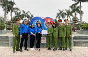 Chi đoàn Trại tạm giam sôi nổi các hoạt động hướng tới kỷ niệm 90 năm ngày thành lập Đoàn TNCS Hồ Chí Minh