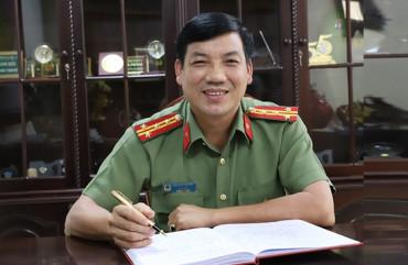 Giám đốc Công an Hà Tĩnh gửi Thư chúc mừng nhân kỷ niệm ngày truyền thống của các lực lượng