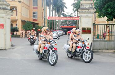 Hà Tĩnh công bố danh sách đường dây nóng về đảm bảo ATGT dịp lễ 30/4 và 1/5